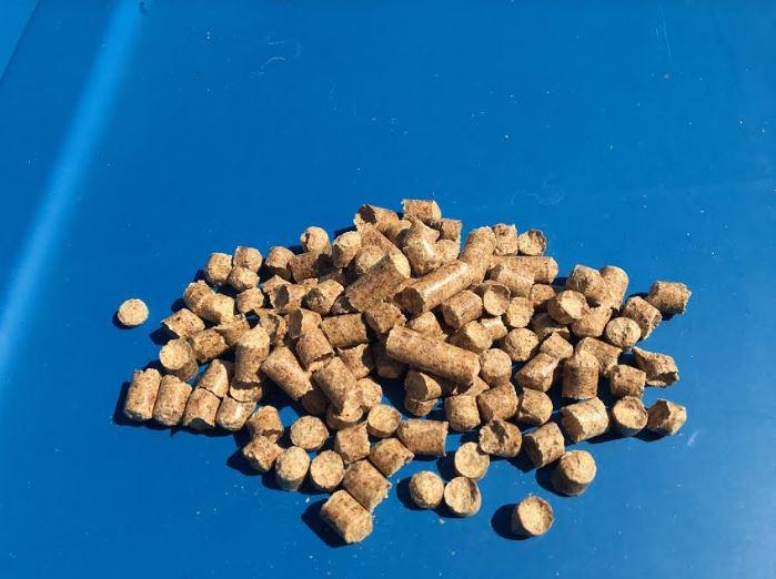 Топливные гранулы пеллета от производителя. Продажа.