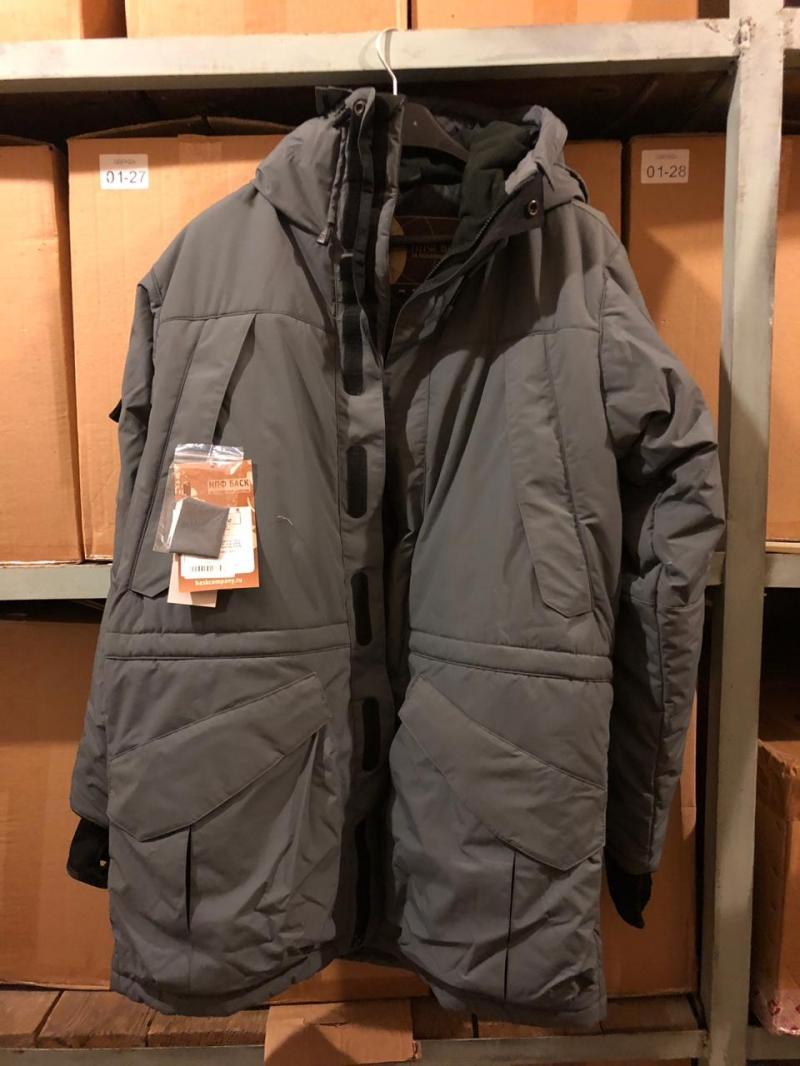 Продам куртку новую Bask THL Antarctic темно-серый