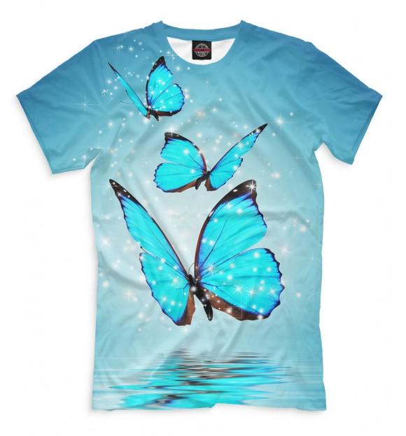 Авторские футболки с принтом