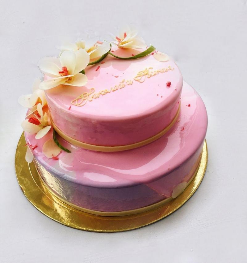 Печем торты на заказ